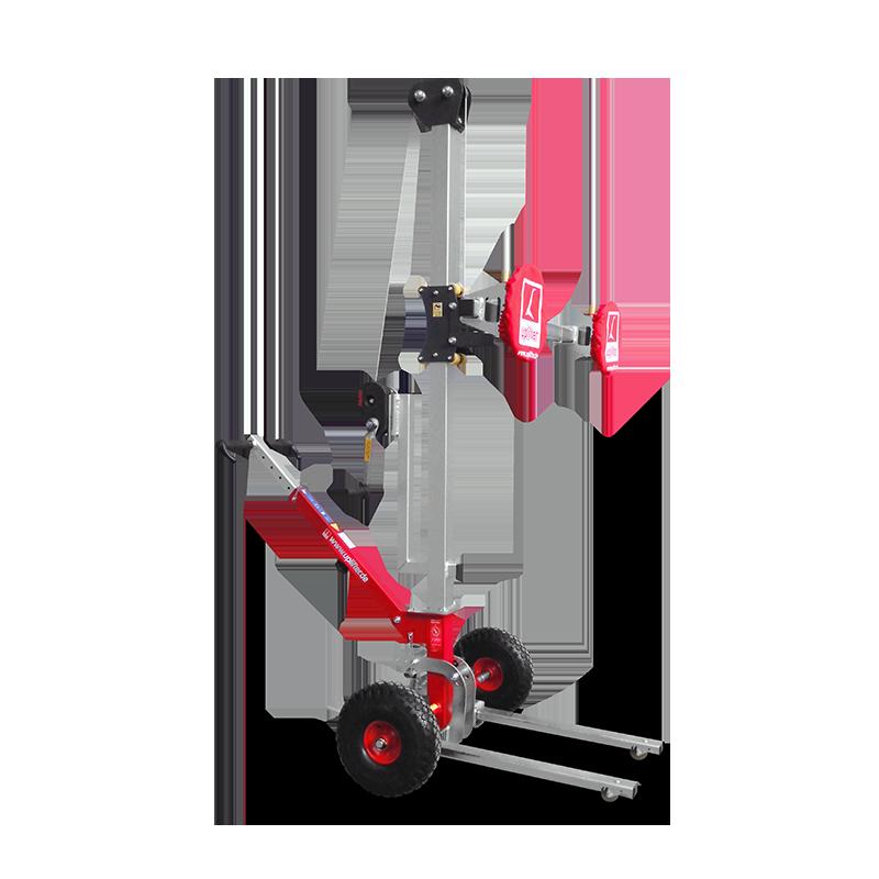 Uplifter   Glasmontagegerät racelift