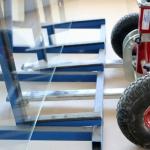 Uplifter   Glasmontagegerät Racelift 2.0 Einsatz