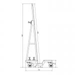 Uplifter | Transportwagen upt 800